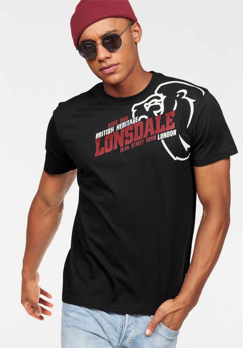 Lonsdale T-Shirt »WALKLEY«