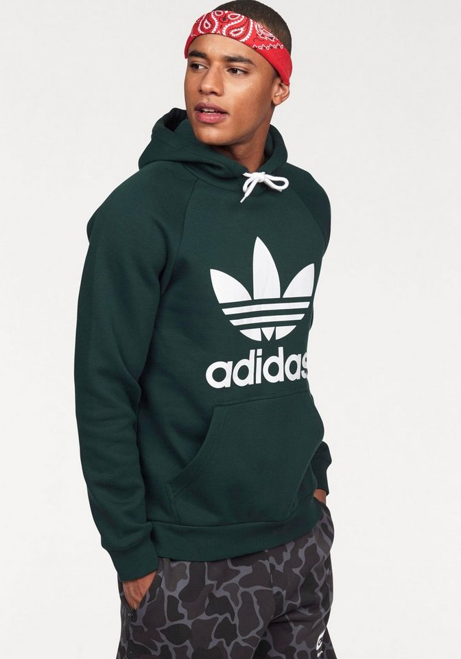 adidas Originals Kapuzensweatshirt »TREFOIL HOODIE« online kaufen   OTTO 737eca9db6