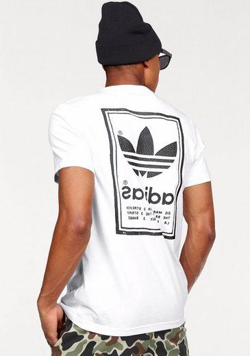 """adidas Originals T-Shirt JAPAN ARCHIVE, Druck mit """"broken""""-Effekt"""