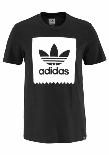 adidas Originals T-Shirt SOLID BLACKBIRD TEE