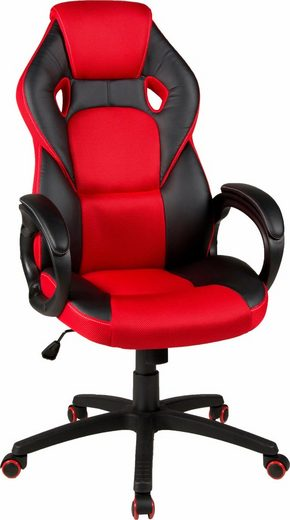 Duo Collection Gaming Chair »Samu« mit modernem Netzstoffbezug