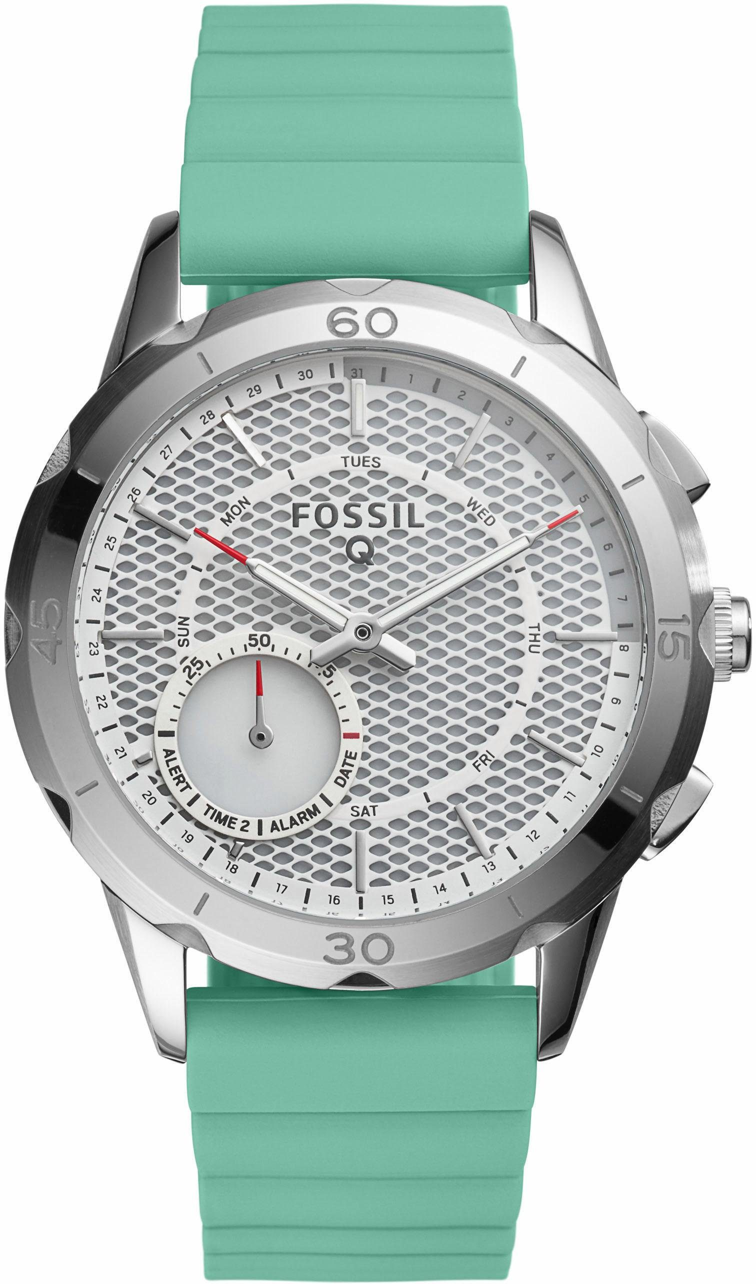 FOSSIL Q Q MODERN PURSUIT, FTW1134 Smartwatch (Android Wear)