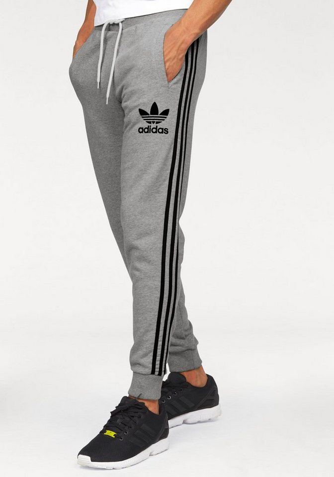 adidas originals jogginghose 3striped ft sweatpant. Black Bedroom Furniture Sets. Home Design Ideas