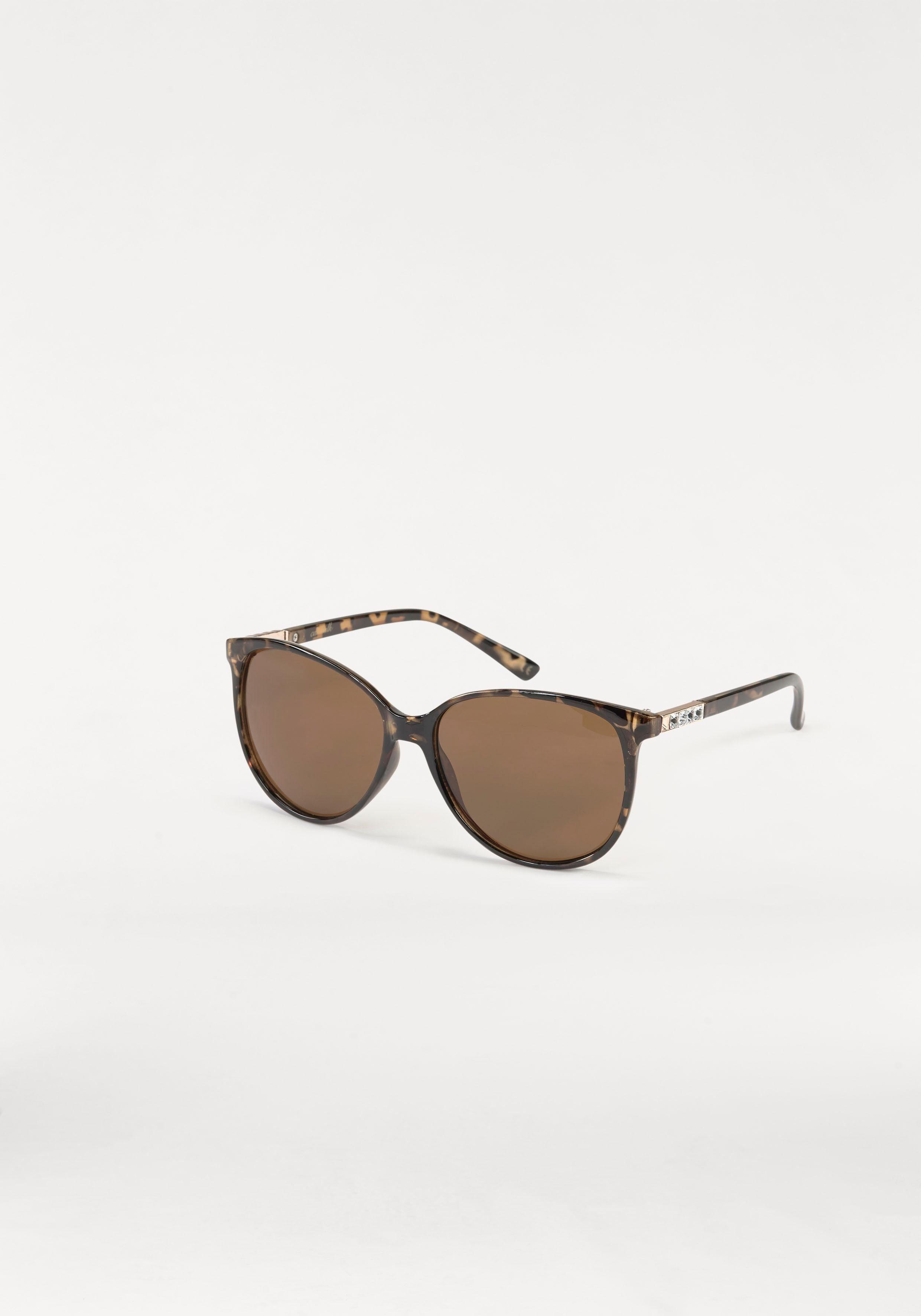 catwalk Eyewear Sonnenbrille, im angesagten Leo-Design
