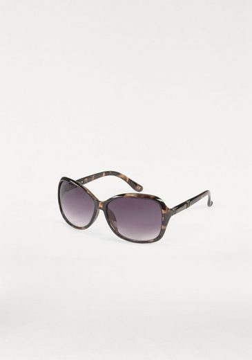 catwalk eyewear sonnenbrille mit gl nzenden details auf dem b gel online kaufen otto. Black Bedroom Furniture Sets. Home Design Ideas