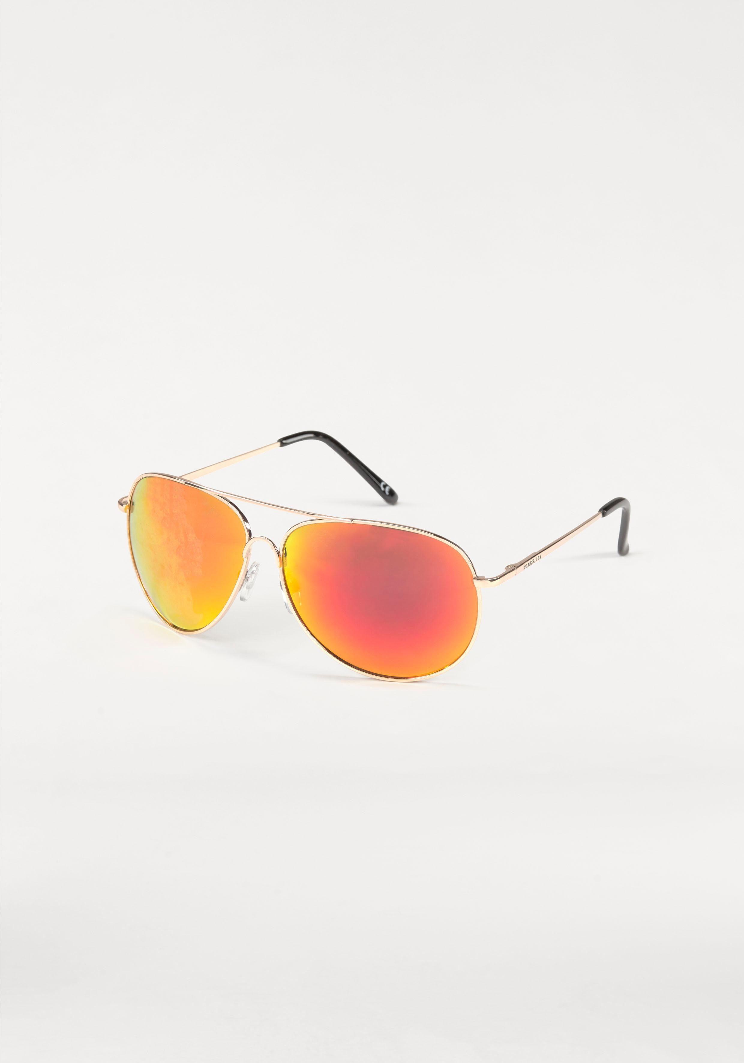 BACK IN BLACK Eyewear Sonnenbrille Flieger Look, verspiegelte Gläser online kaufen | OTTO