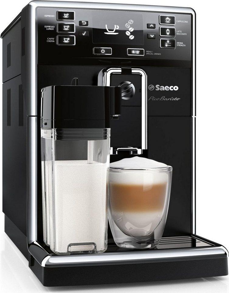 saeco kaffeevollautomat hd8925 01 picobaristo mit milchkaraffe online kaufen otto. Black Bedroom Furniture Sets. Home Design Ideas