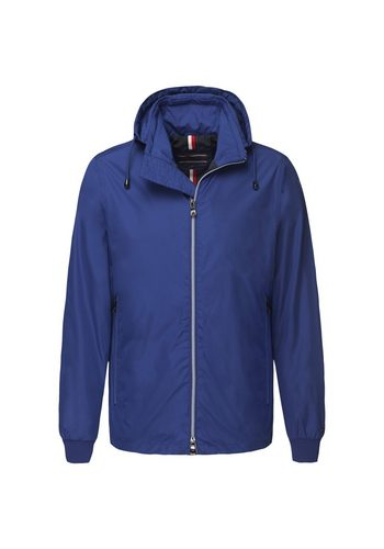 Herren Tommy Hilfiger Übergangsjacke DARREL HDD JKT blau | 08719254196521