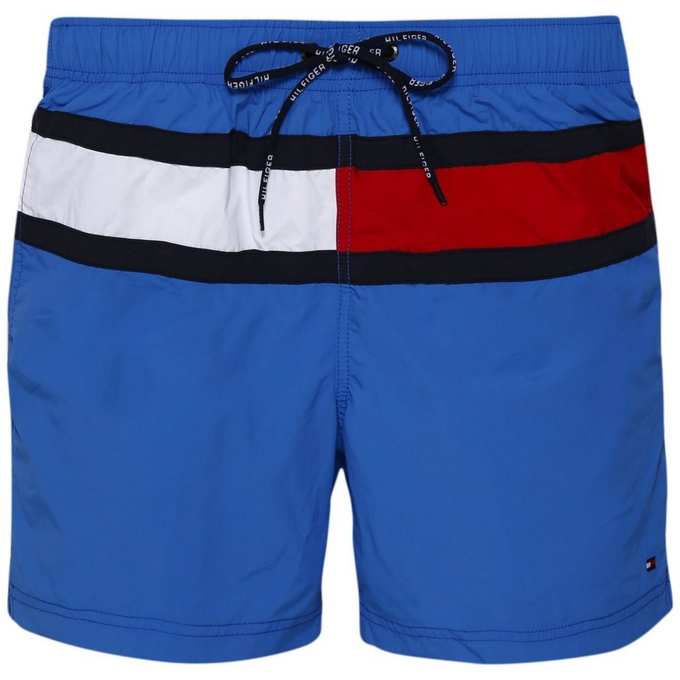 tommy hilfiger badehose flag trunk online kaufen otto. Black Bedroom Furniture Sets. Home Design Ideas