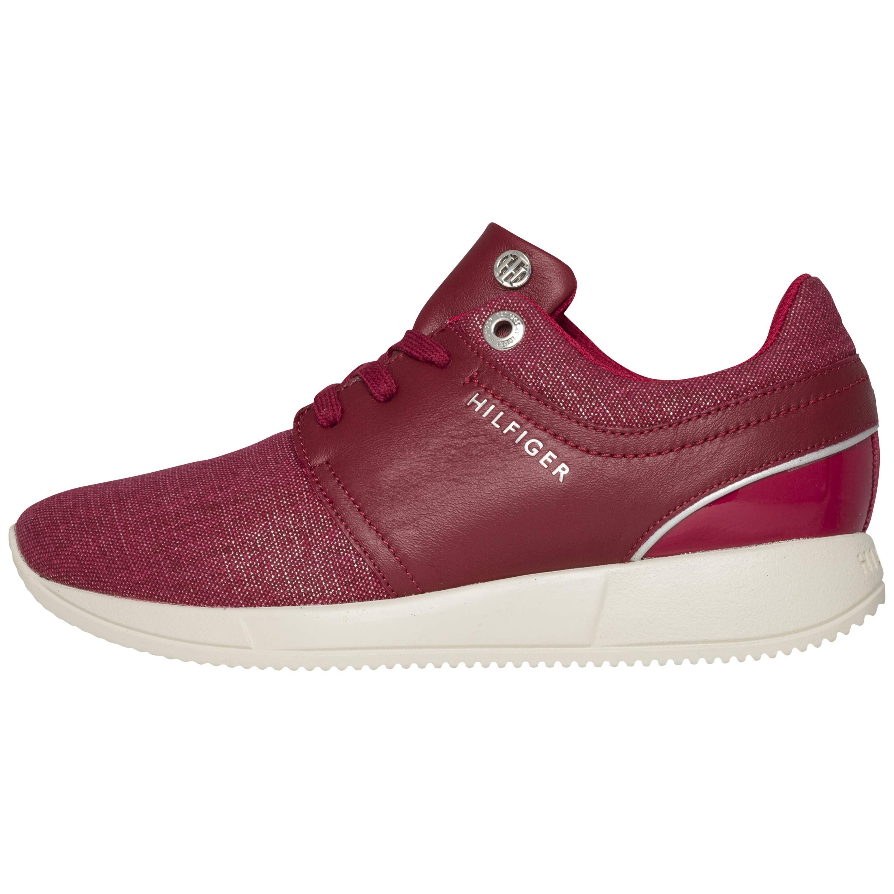 Tommy Hilfiger Sneaker S1285AMANTHA 2C4 kaufen  SCOOTER RED