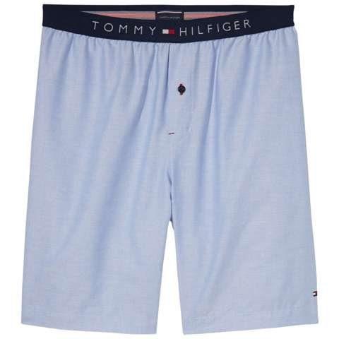 Tommy Hilfiger Pyjama »WOVEN SHORT OXFORD«