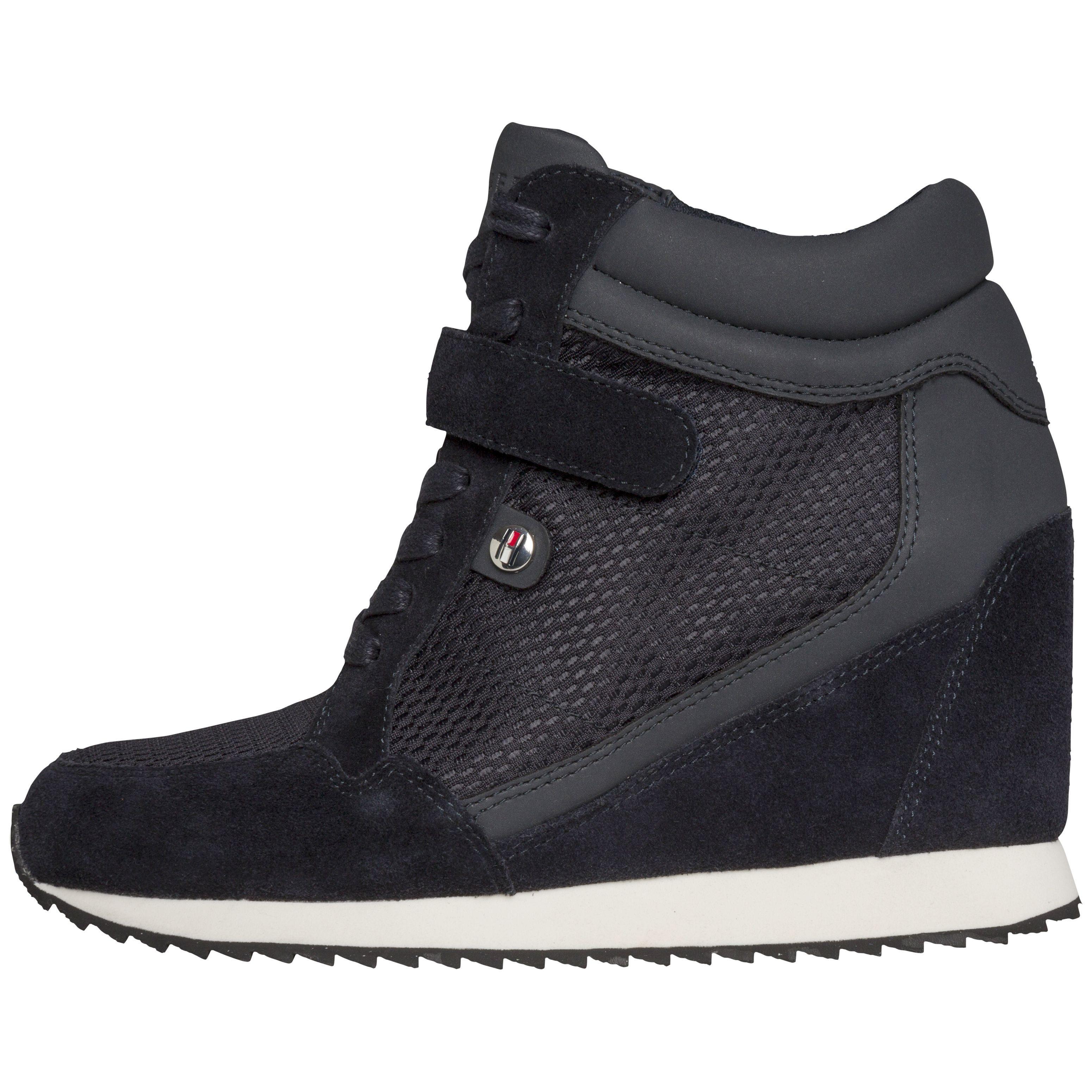 Tommy Hilfiger Sneaker »R1285UNNING WEDGE 1C3«
