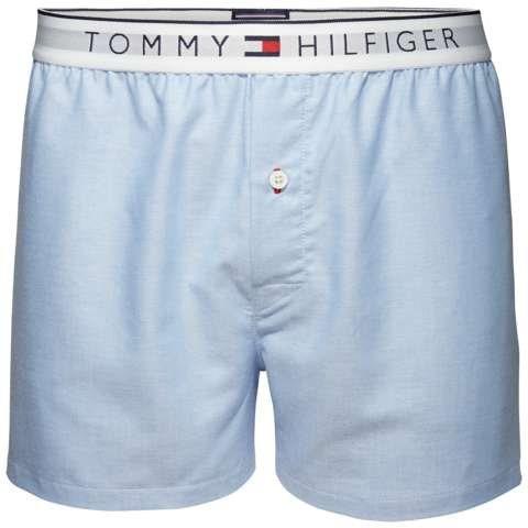 seriöse Seite af2d2 5e620 Tommy Hilfiger Unterhose »WOVEN BOXER OXFORD« | OTTO
