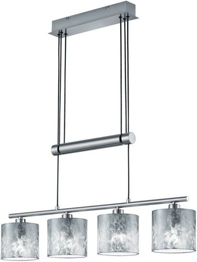 TRIO Leuchten LED Pendelleuchte »GARDA«, 4-flammig