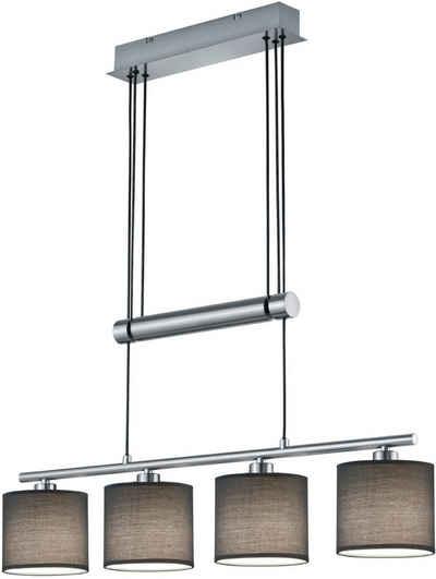 TRIO Leuchten LED Pendelleuchte »GARDA«, LED Hängelampe, LED Hängeleuchte