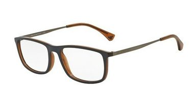 Emporio Armani Herren Brille »EA3070«
