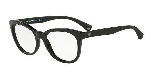 Emporio Armani Damen Brille » EA3105«, braun, 5026 - braun