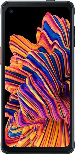 Samsung Galaxy-Xcover-Pro Smartphone (16 cm/6,3 Zoll, 64 GB Speicherplatz, 25 MP Kamera, Robustes Outdoor Smartphone)