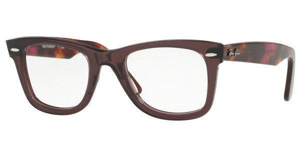 RAY BAN RAY-BAN Brille »WAYFARER RX5121«