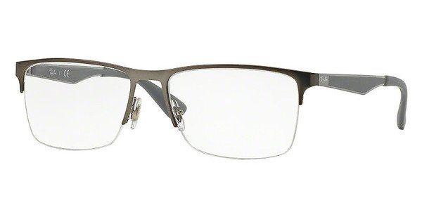 ray ban herren brille rx6335 online kaufen otto. Black Bedroom Furniture Sets. Home Design Ideas