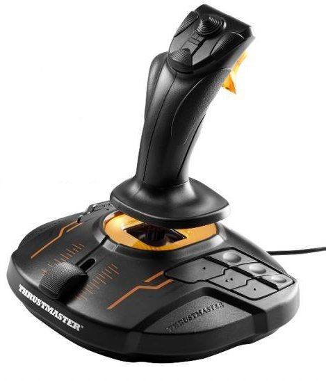 Thrustmaster Joystick TM T.16000M FCS Flightstick »PC«