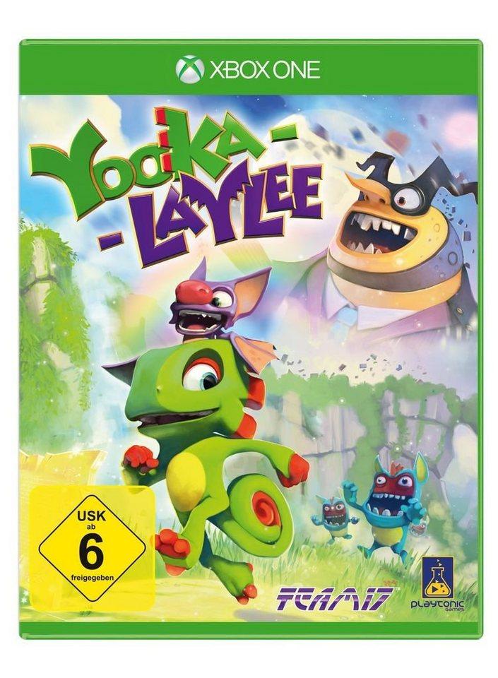 NBG XBOX One - Spiel »Yooka-Laylee« online kaufen | OTTO