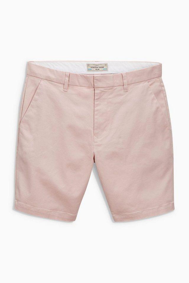 Next Elegante Chinohose in Pink