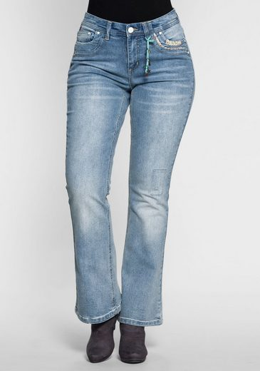 Joe Browns Stretch Jeans, Small Trailer Front
