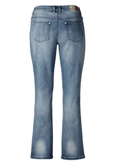 sheego by Joe Browns Stretch-Jeans »Die Bootcut«