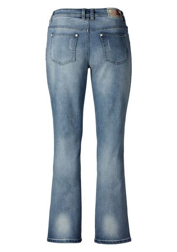 sheego by Joe Browns Stretch-Jeans »Die Bootcut«