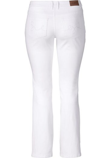 sheego Denim Bootcut-Jeans