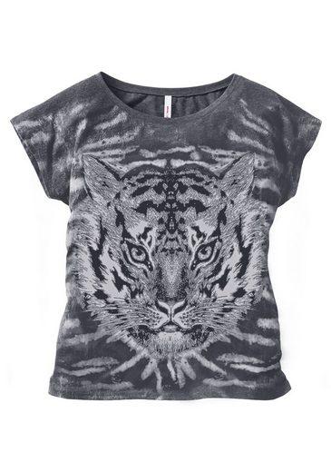 sheeGOTit T-Shirt, mit Frontdruck