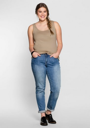 sheego Basic Tanktop