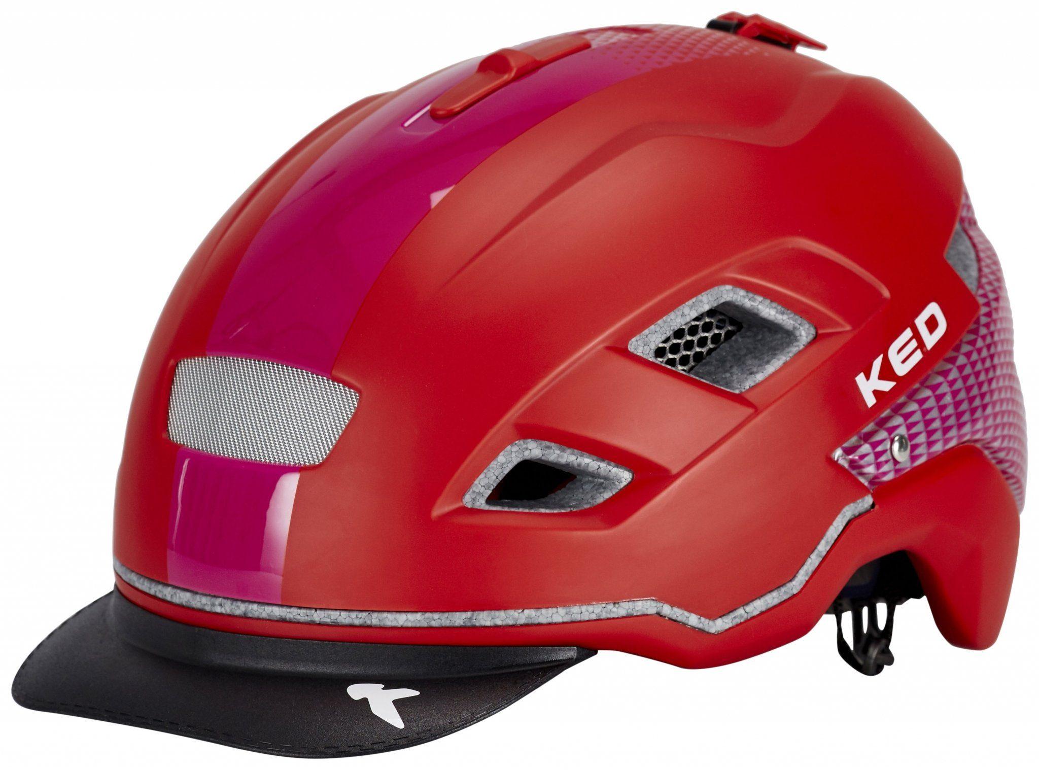 KED Fahrradhelm »Berlin Helmet«