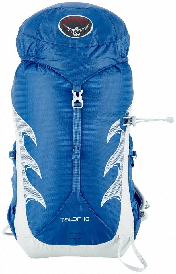 Osprey Sport- und Freizeittasche »Talon 18 Backpack Men M/L« in blau