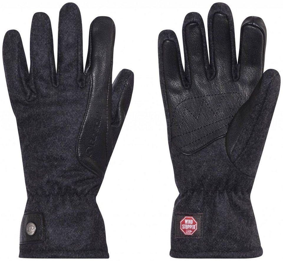 Roeckl Handschuhe »Kankari Handschuhe« in grau