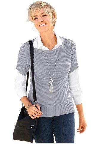 Classic Basics megztinis in lässig-mod...