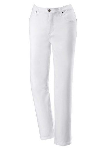 Jeans Ambria 7/8-en Forme De 4 Poches