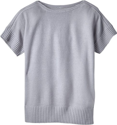 Classic Basics Sweater In Casual Fashionable Form