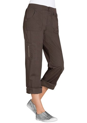 Collection L. Hose in legerer Cargo-Opti