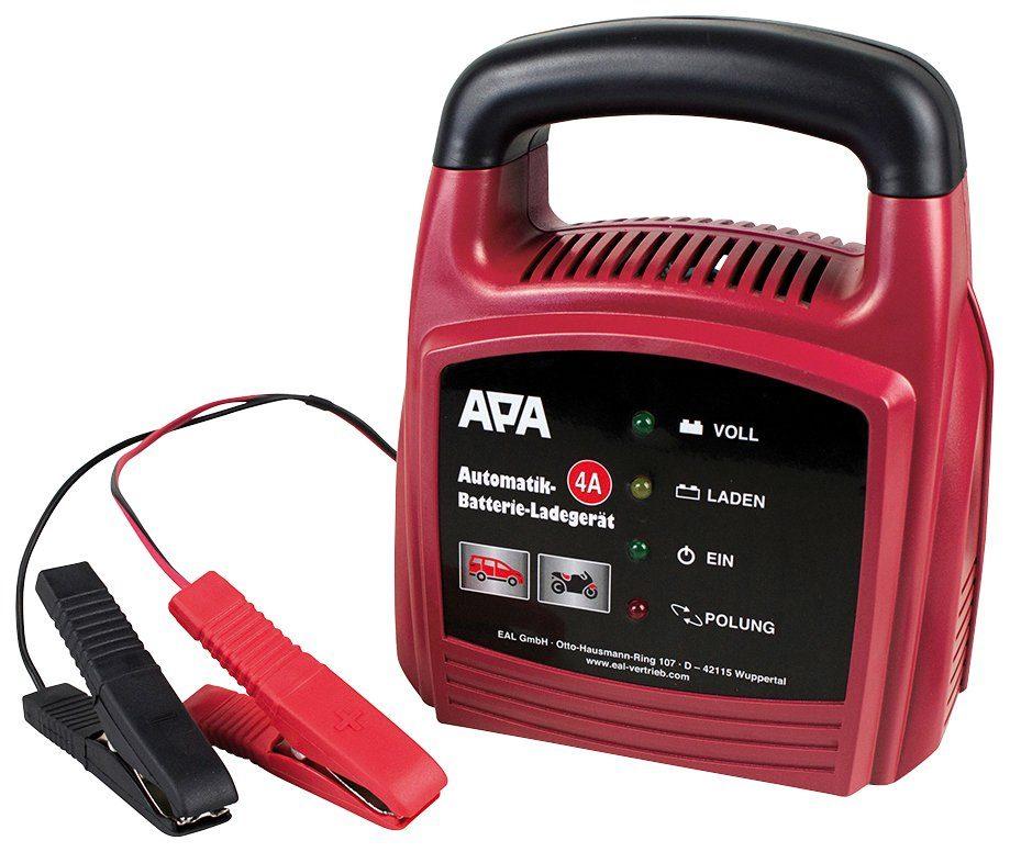 APA Batterieladegerät »12V, 4A«