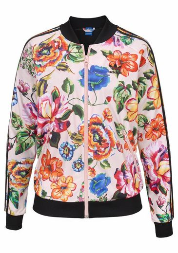 adidas Originals Trainingsjacke FLORALITA SST TT