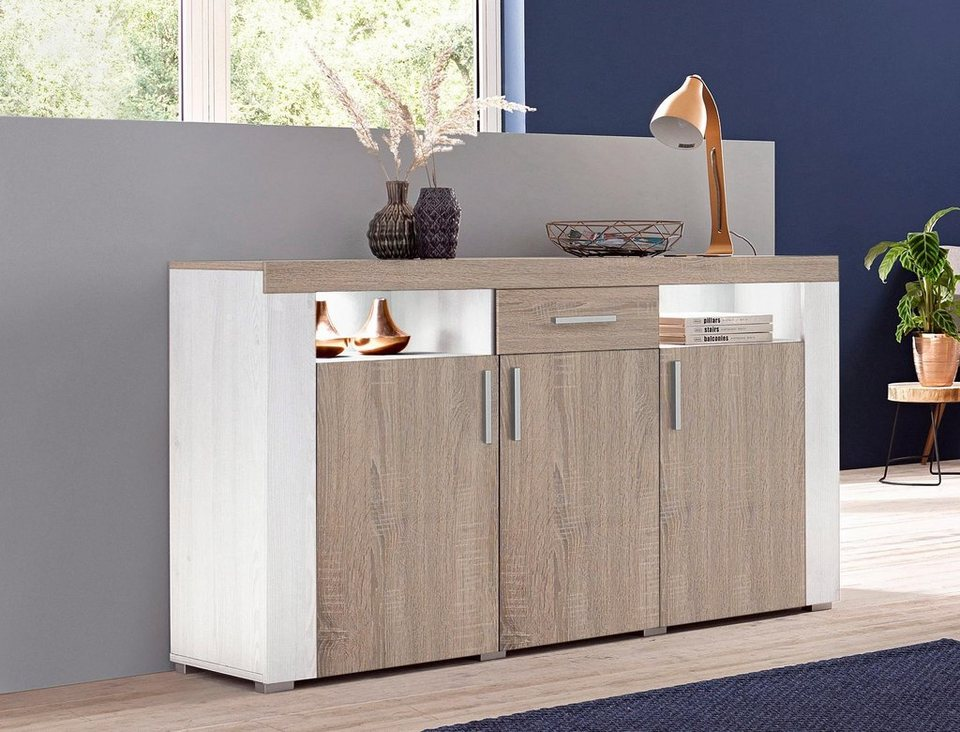 sideboard eiche dunkel simple sideboard eiche massiv braxton with sideboard eiche dunkel good. Black Bedroom Furniture Sets. Home Design Ideas