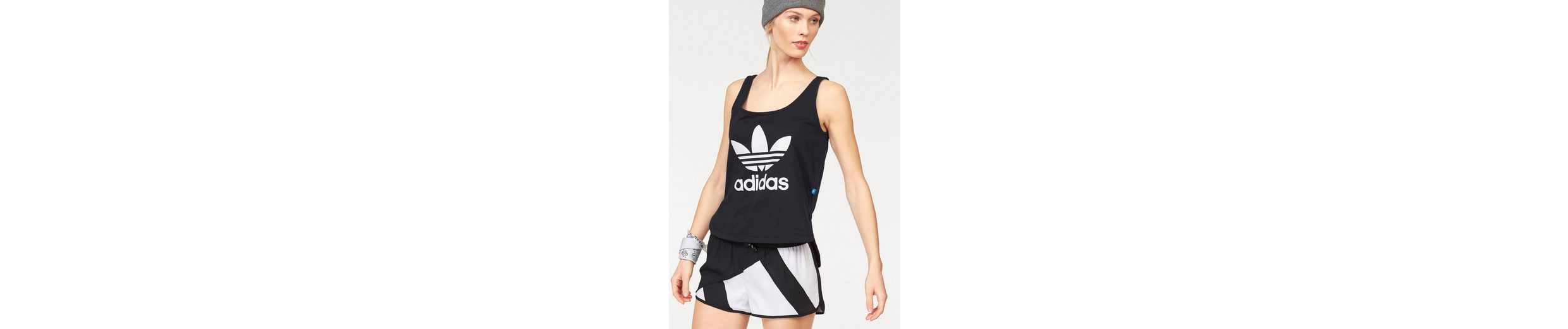 adidas Originals Tanktop LOOSE TREFOIL CROP