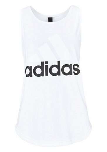 adidas Performance Tanktop ESSENTIALS LINEAR LOOSE TANK