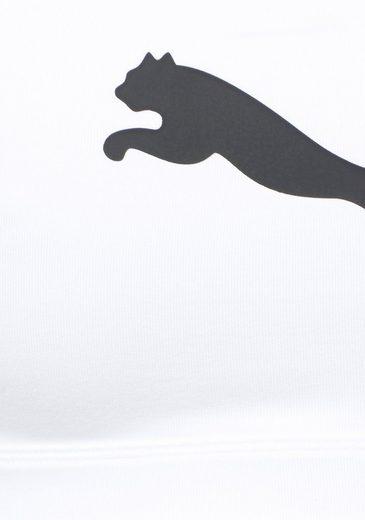 PUMA Sport-BH POWERSHAPE FOREVER-LOGO