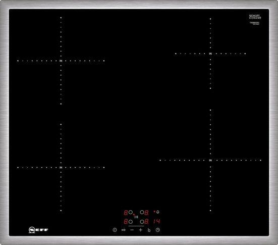 NEFF Induktions-Kochfeld von SCHOTT CERAN® N 50 T36BB40N1, mit TouchControl-Bedienung