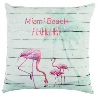 Kissenhüllen »Miami Beach«, Barbara Becker