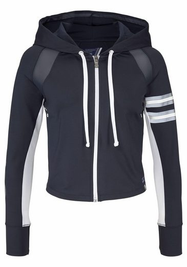 Superdry Trainingsjacke SUPER SPEED SPORT ZIPHOOD