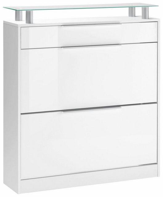 Schuhschränke und Kommoden - borchardt Möbel Schuhschrank »Oliva« Breite 89 cm, stehend  - Onlineshop OTTO